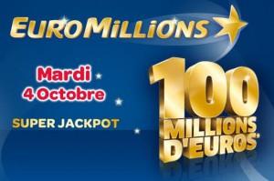 Jackpot d'Euro Millions