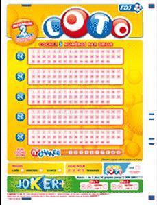 loto de la fdj le jeu de loterie le plus populaire de france. Black Bedroom Furniture Sets. Home Design Ideas