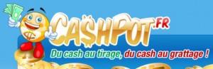 Loterie online Cashpot