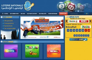 Loterie Online Loterie Nationale Marocaine