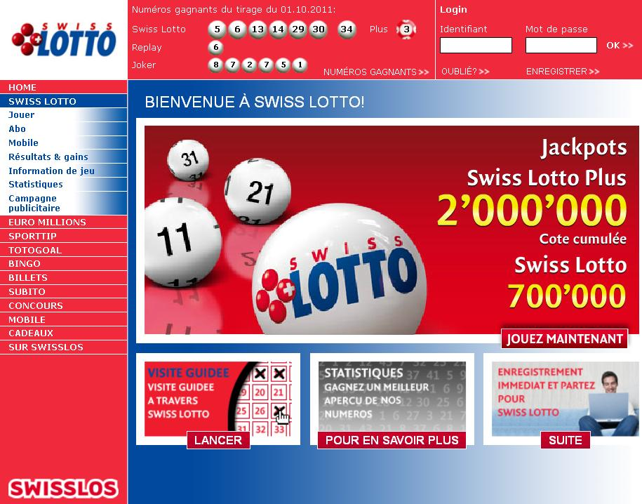 Lotto Suisse
