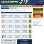 jouer aux loteries en ligne sur Congalotto