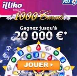 Jeux de grattage Illiko