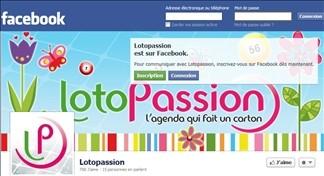 Loto sur Facebook