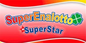 Gagnez jusqua 12,2 millions deuros en jouant a SuperEnalotto Super Star