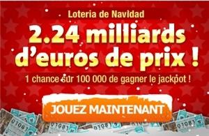 Jouez à la plus grande loterie du monde.