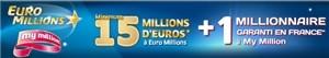 EuroMillions MyMillion